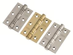 Stainless Steel Ball Bearing Door Hinges 76x50x2mm