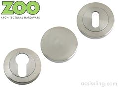 Zoo ZPS Series Stainless Steel Escutcheons