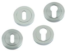 ZOO ZPZ Series Escutcheons (Screw-On Rose Covers)