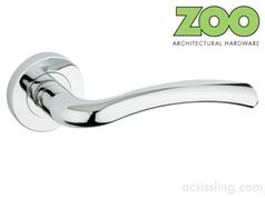 ZOO ZPZ ASSISI Round RoseLever Suite Screw on Rose