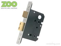 Zoo ZUKB Series Heavy Mortice Bathroom Locks