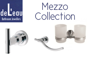DeL'eau LV MEZZO Bathroom Fittings Range