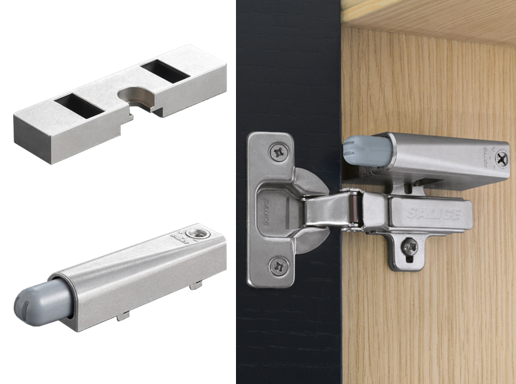 Salice SMOVE Retro Hinge Fitting Soft-Close System