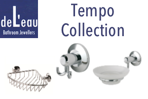 DeL'eau LW TEMPO Bathroom Fittings Range